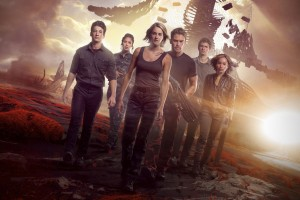 The Divergent Series Allegiant 2016 Movie Wide Wallpaper