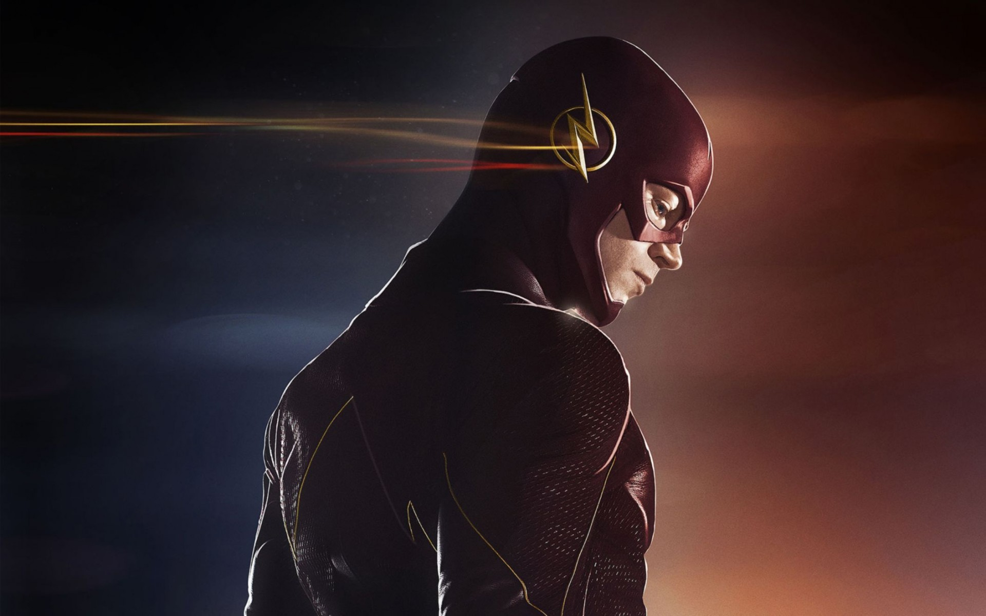 The Flash Wide Wallpaper