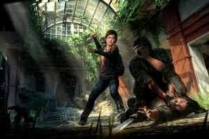 The Last of Us Ps3 Game Wide Wallpaper