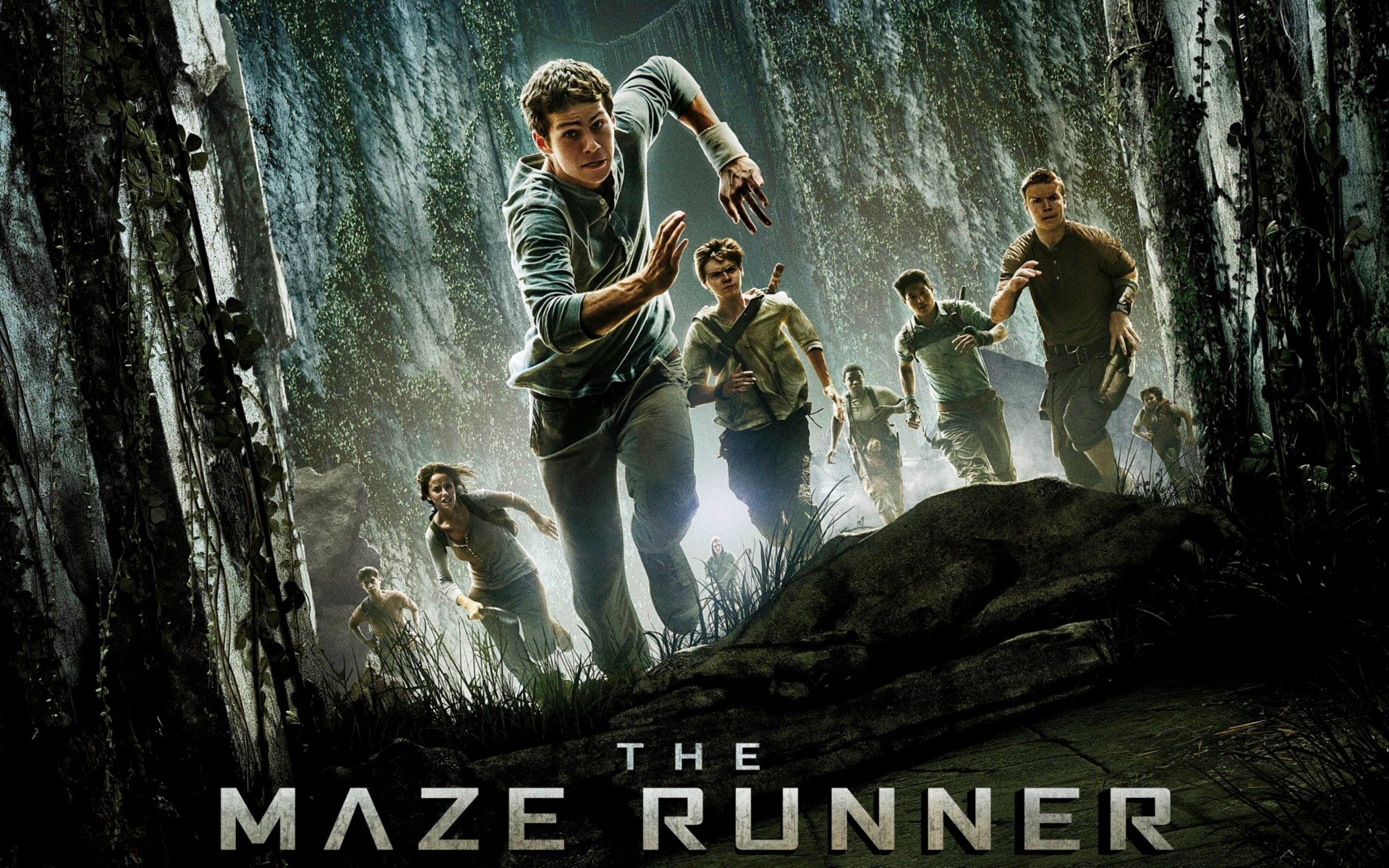 The Maze Runner Wide Wallpaper