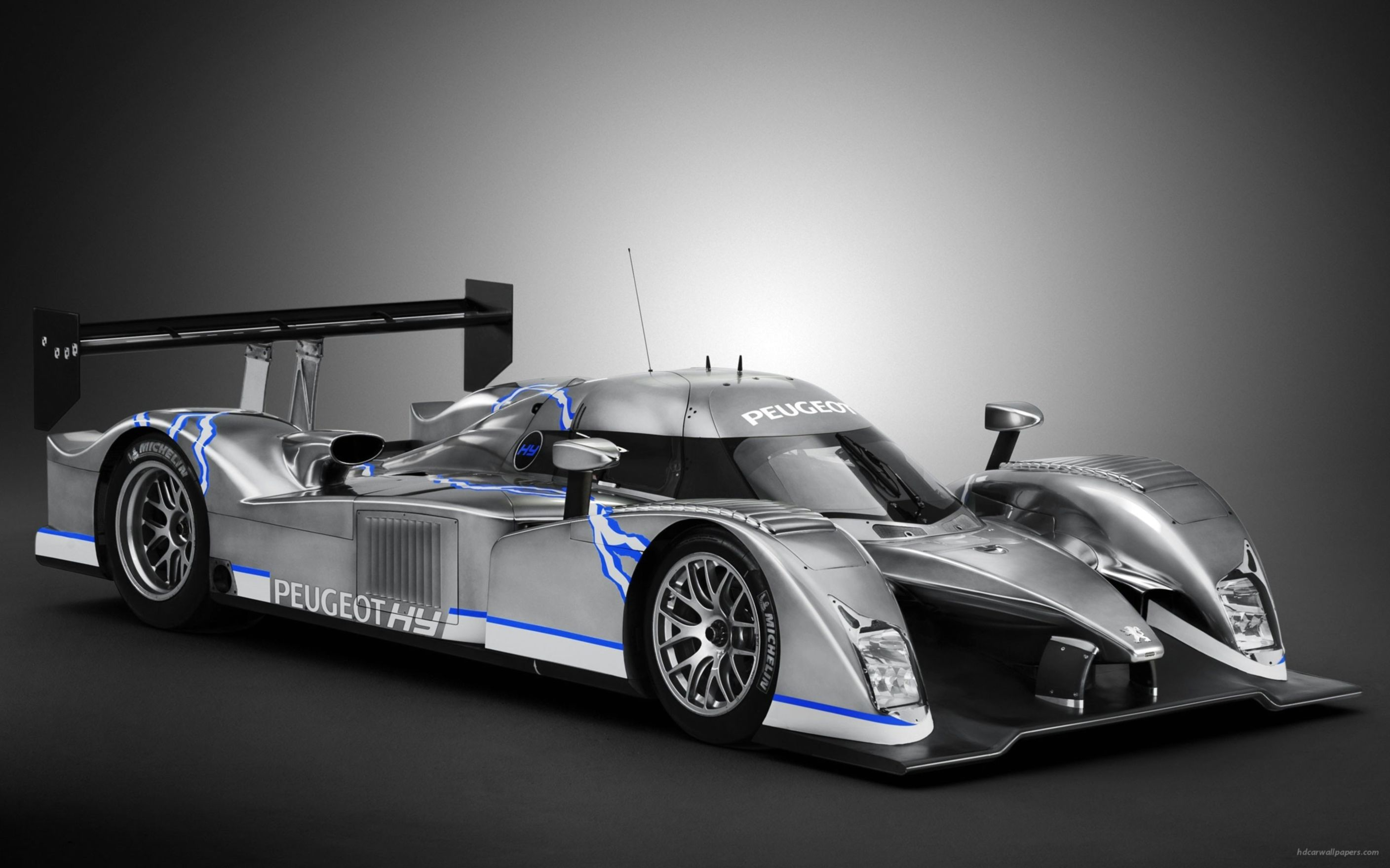 Download free HD The Peugeot 908 Hybrid Race Wide Wallpaper, image