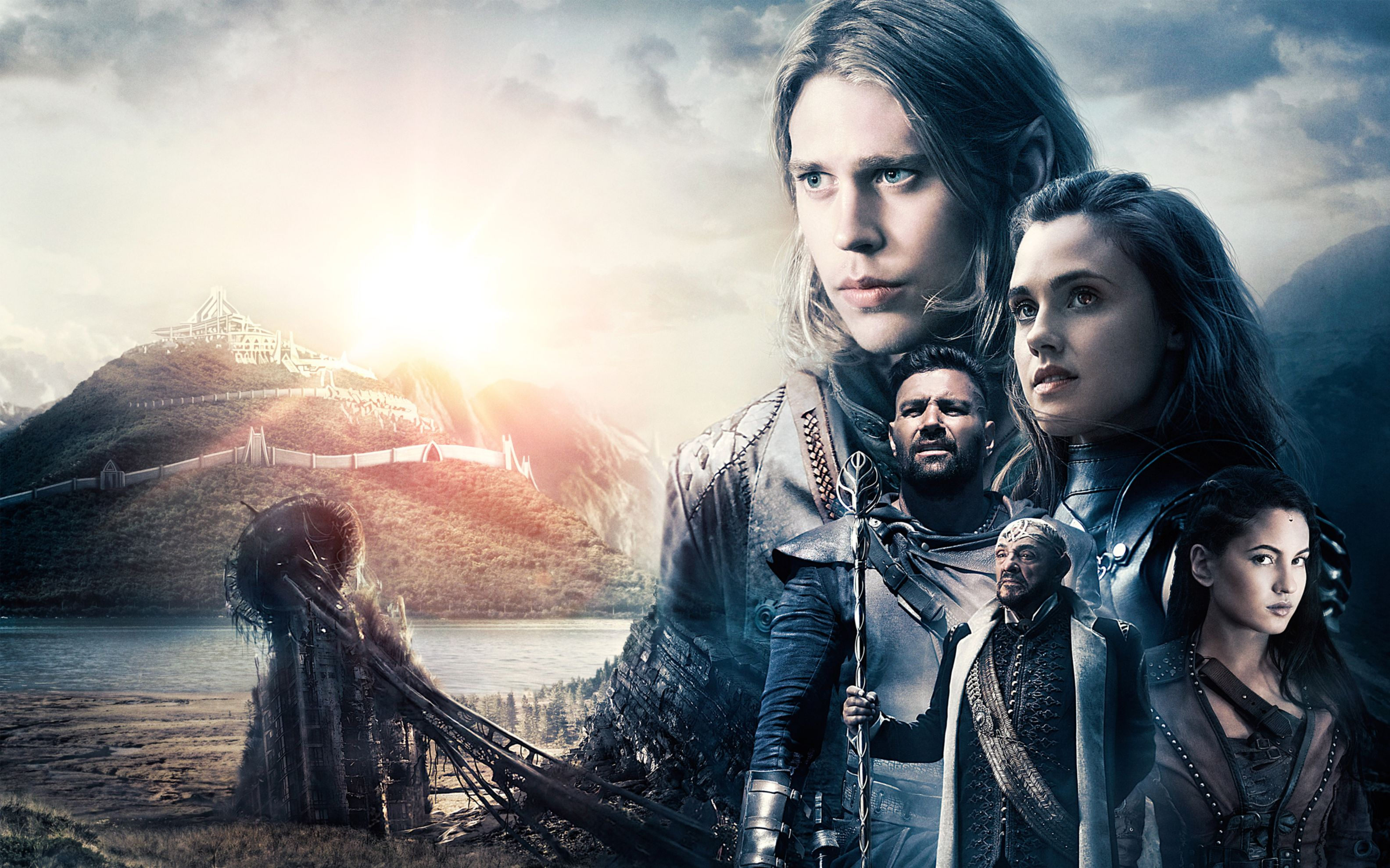 Download free HD The Shannara Chronicles 2016 Wide Wallpaper, image