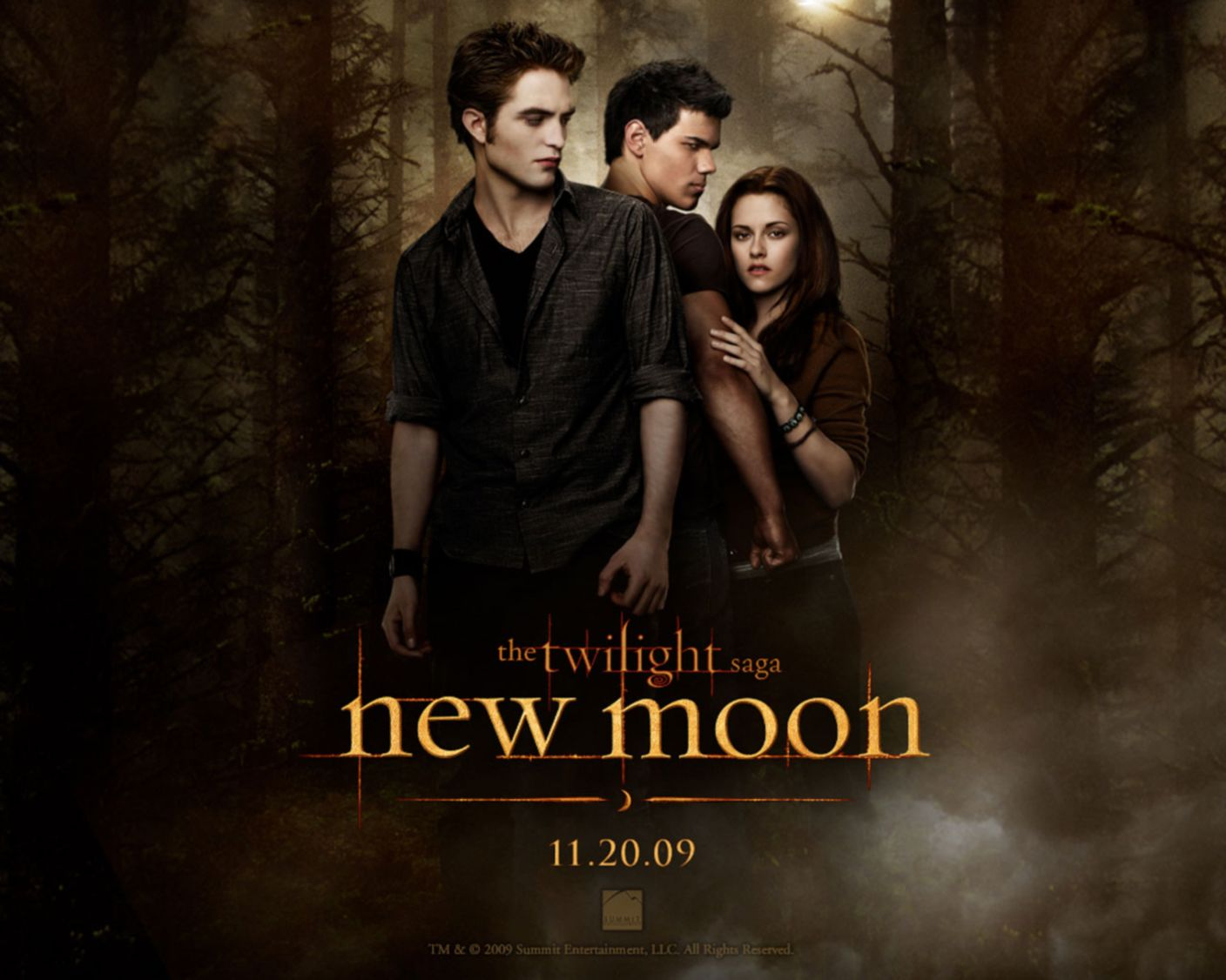Download free HD The Twilight New Moon Movie Normal5.4 Wallpaper, image