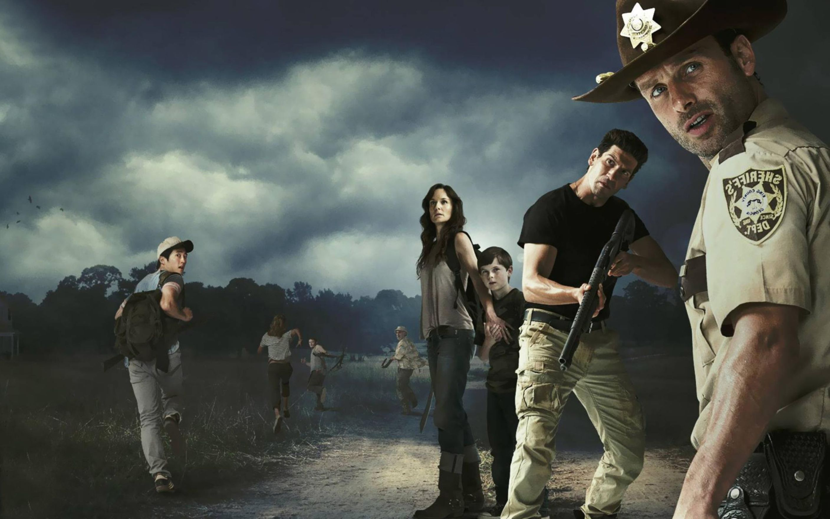 Download free HD The Walking Dead HD Wallpaper, image