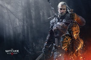 The Witcher 3 Wild Hunt Geralt Trophies Wide Wallpaper