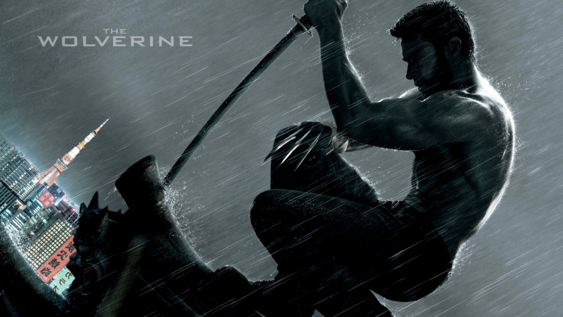 The Wolverine HD Wallpaper