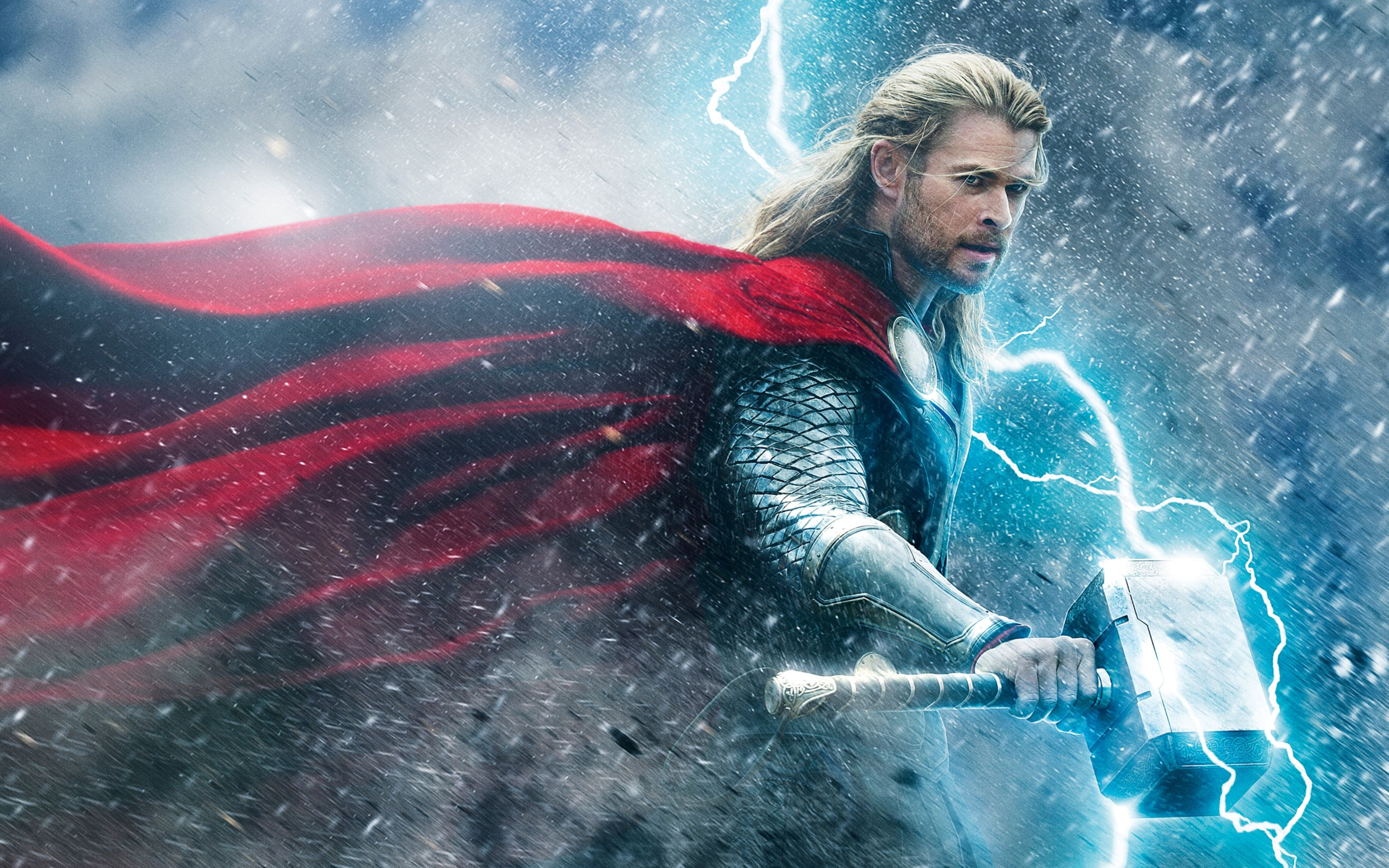 Download free HD Thor The Dark World Wide Wallpaper, image