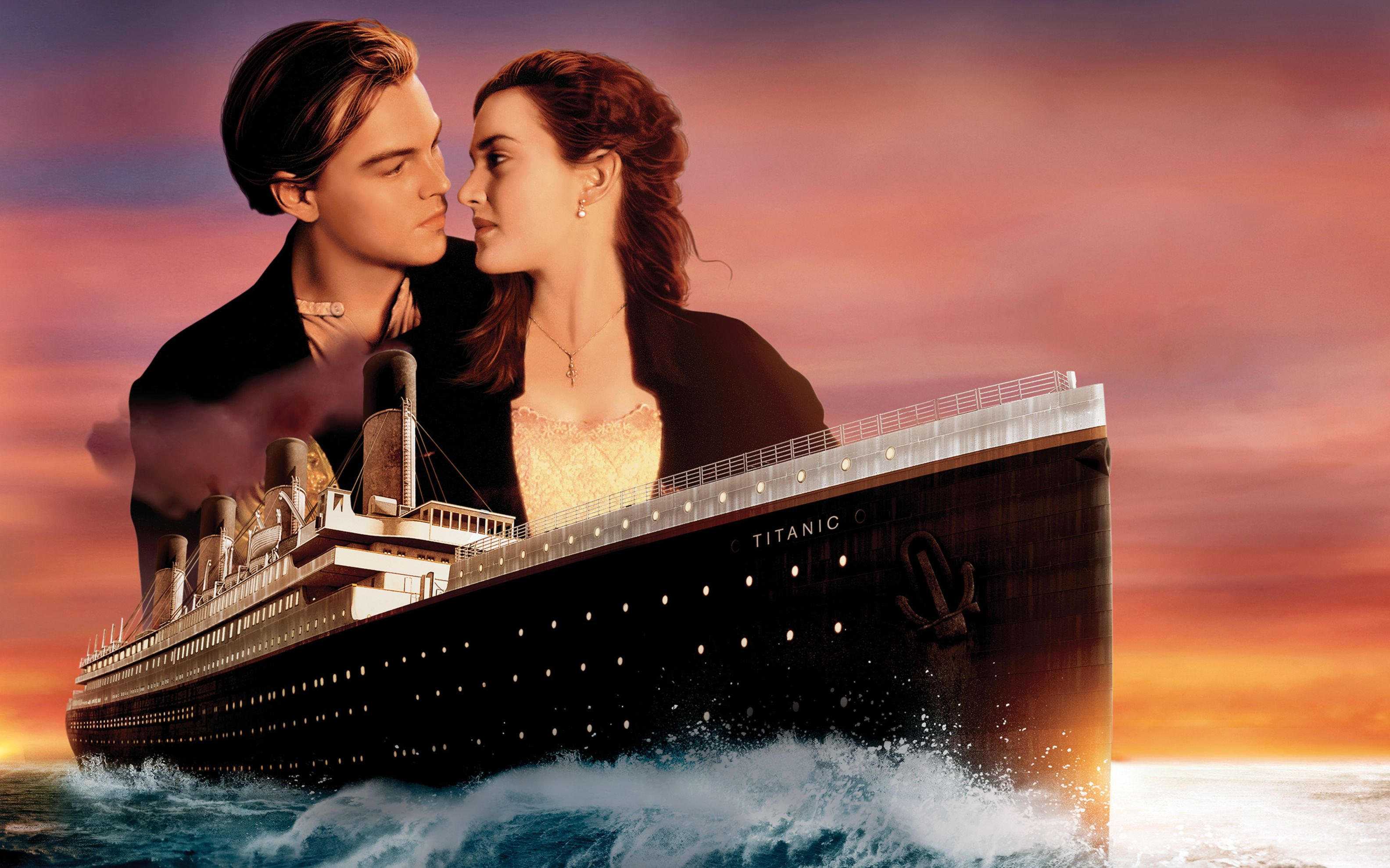 Download free HD Titanic Wide Wallpaper, image