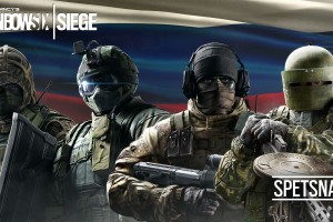Tom Clancys Rainbow Six Siege Spetsnaz HD Wallpaper