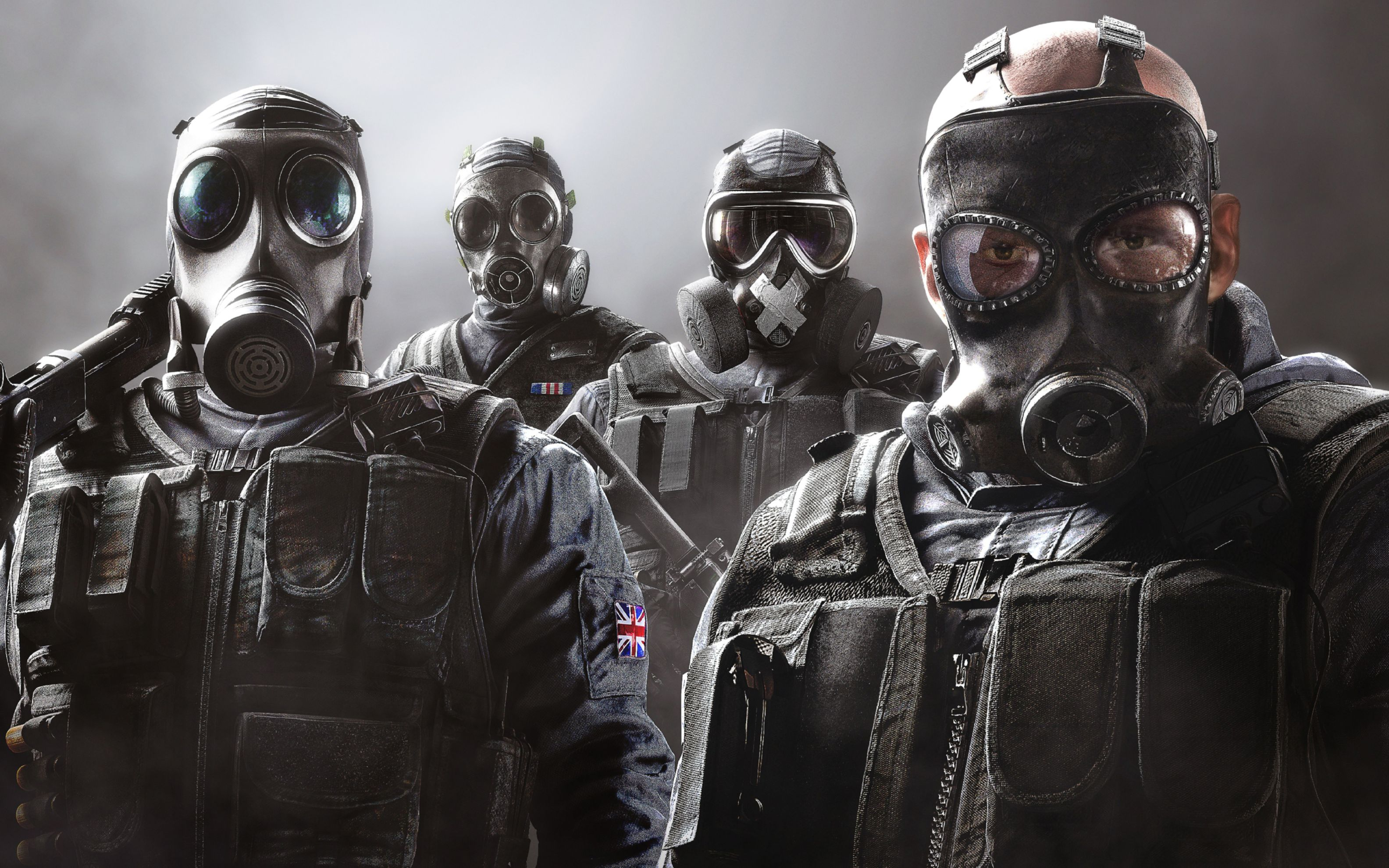 Download free HD Tom Clancys Rainbow Six Siege Wide Wallpaper, image