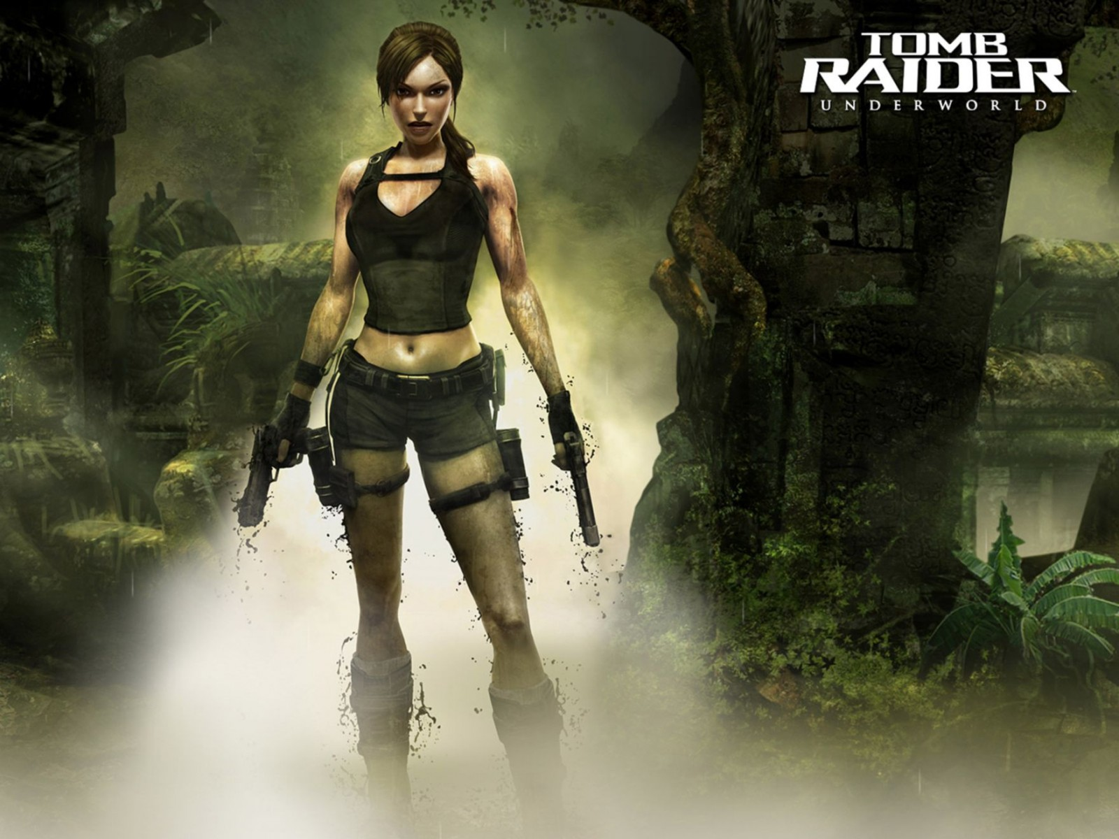 Tomb Raider Underworld 2 Normal Wallpaper