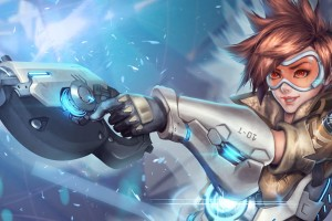 Download Tracer Overwatch HD Wallpaper Free Wallpaper on dailyhdwallpaper.com