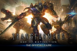 Transformers Age of Extinction Game Wide Wallpaper