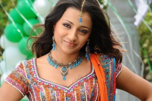 Trisha In Telugu Movie Normal Wallpaper