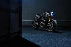 Triumph Bonneville Wide Wallpaper