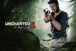 Uncharted 4 A Thiefs End 2016 HD Wallpaper