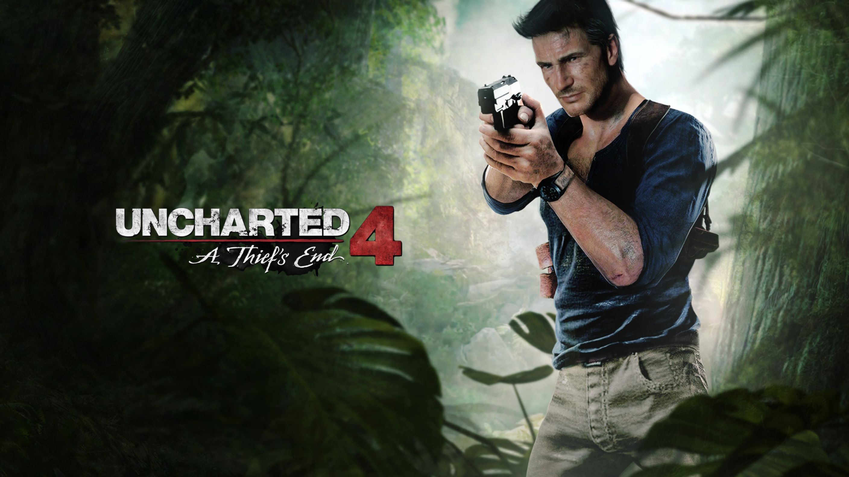 Download free HD Uncharted 4 A Thiefs End 2016 HD Wallpaper, image
