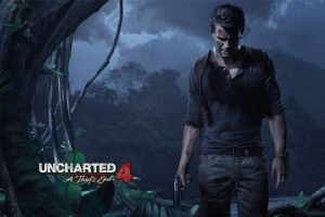 Uncharted 4 A Thiefs End Game Wide Wallpaper