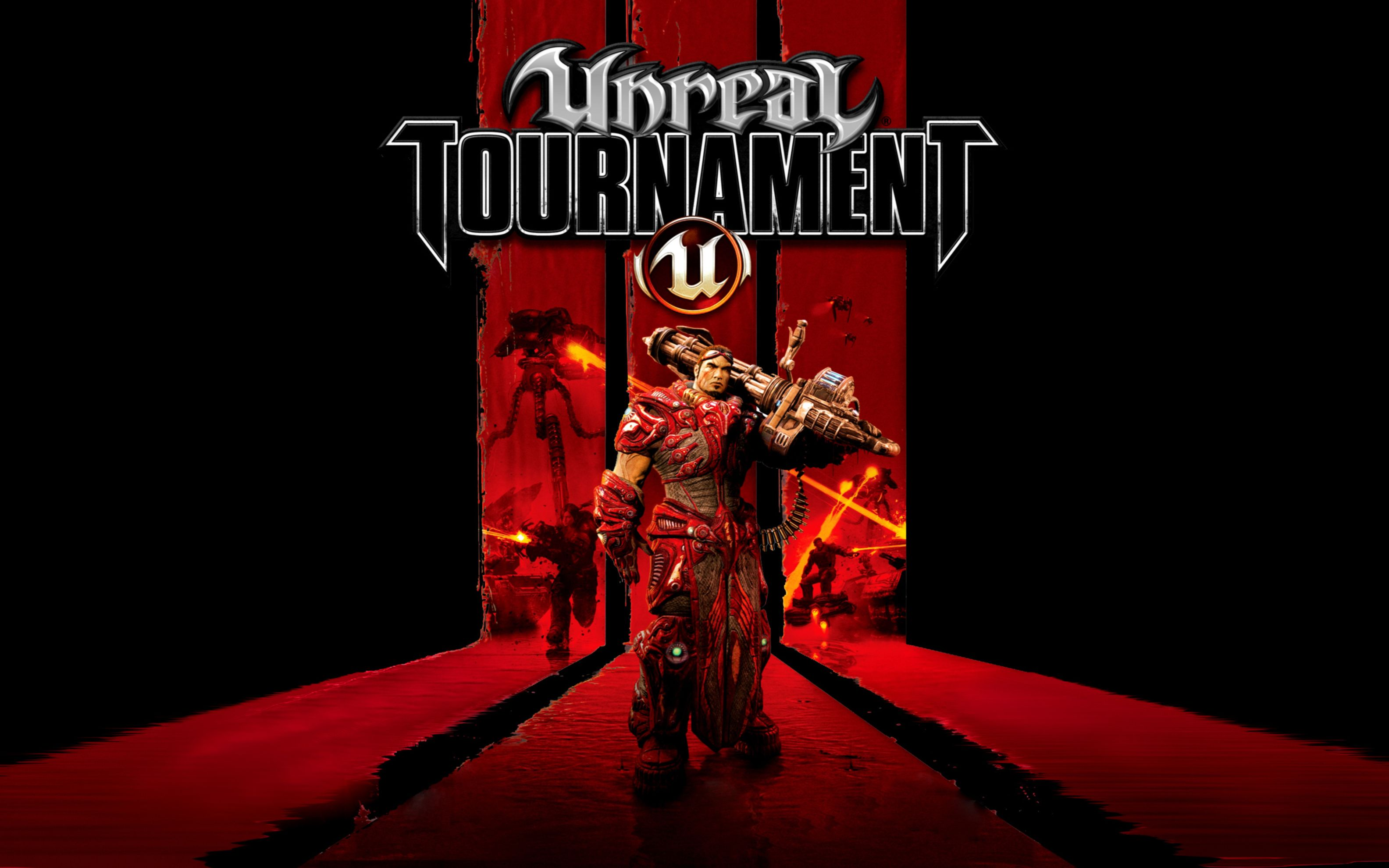 Download free HD Unreal Tournament 3 Wide Wallpaper, image