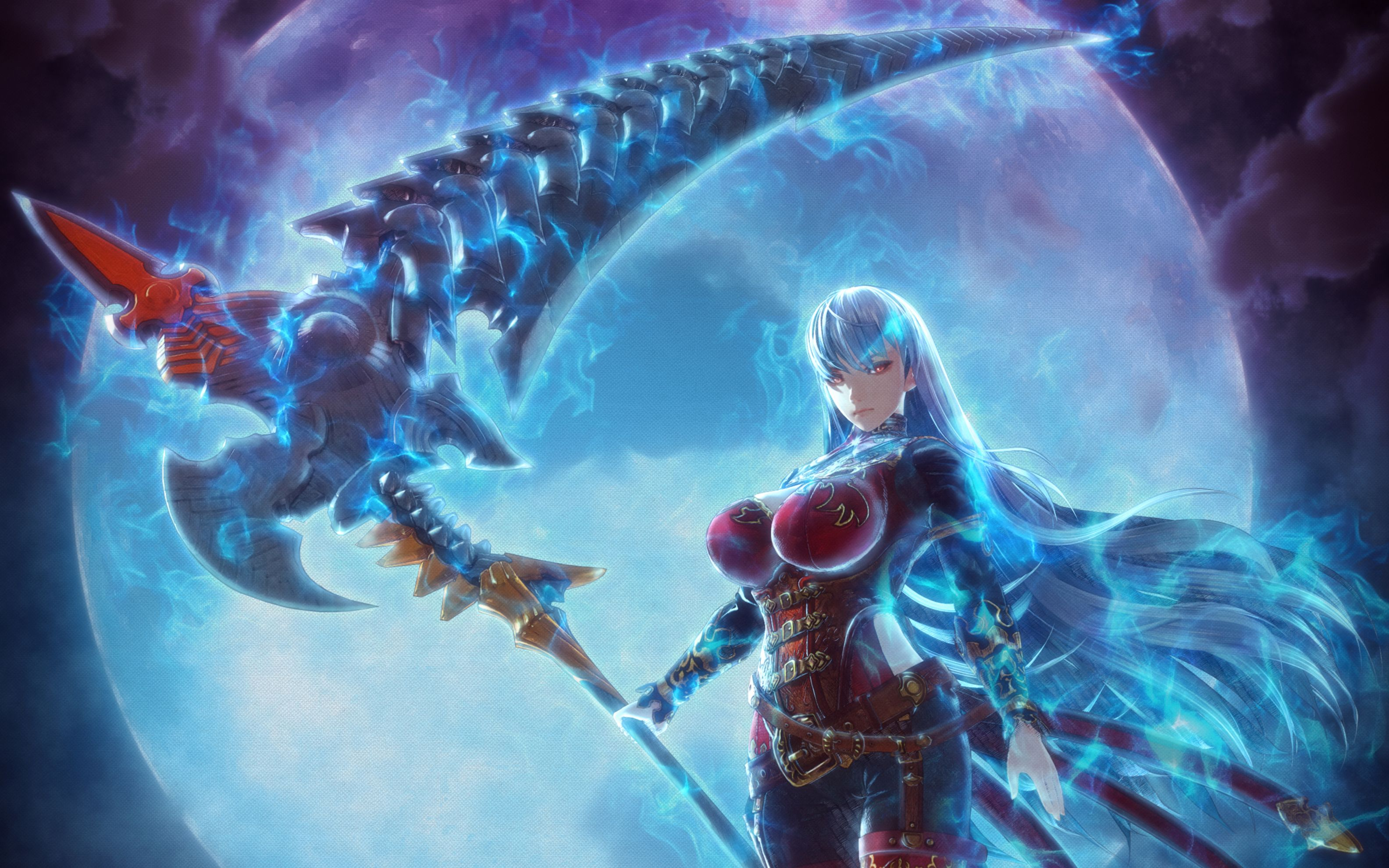 Download free HD Valkyria Azure Revolution Wide Wallpaper, image