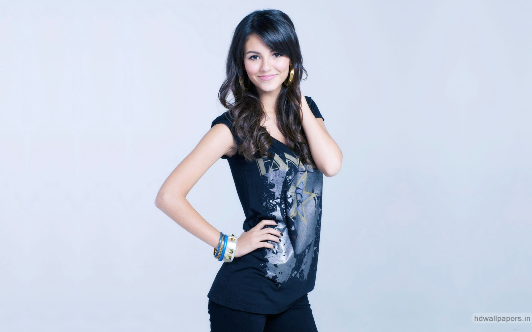 Download free HD Victoria Justice 2 Wide Wallpaper, image