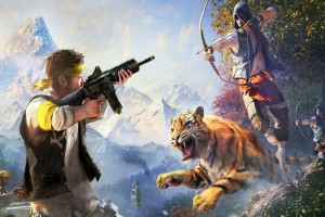 Video Game Far Cry 4 Wallpaper