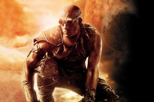 Vin Diesel Riddick Movie Wide Wallpaper