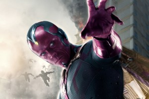 Vision in Avengers Age of Ultron Wide Wallpaper