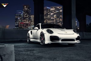 Download Vorsteiner V RT Edition Porsche Turbo Wide Wallpaper Free Wallpaper on dailyhdwallpaper.com