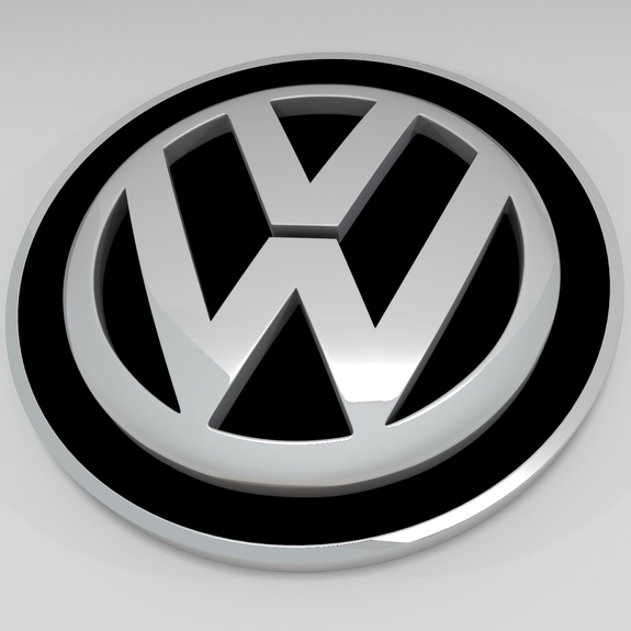 Download free HD VW 3D Logo iPhone 5  Wallpaper, image