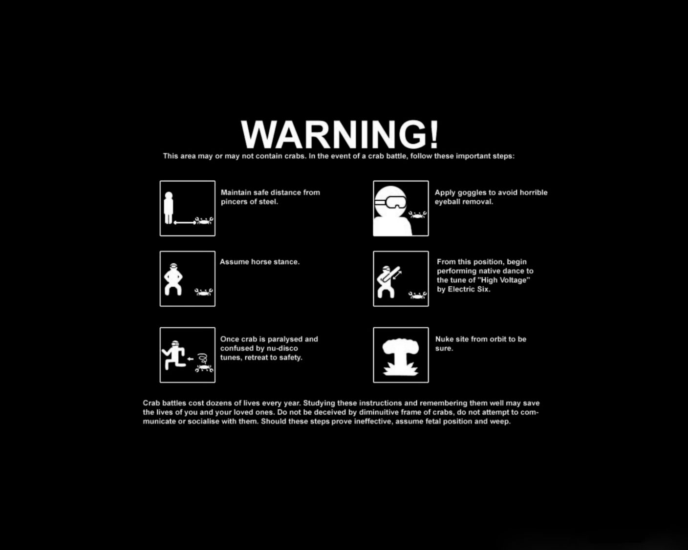 Warning funny wallpaper desktop hd wallpaper download free image warning funny wallpaper voltagebd Image collections