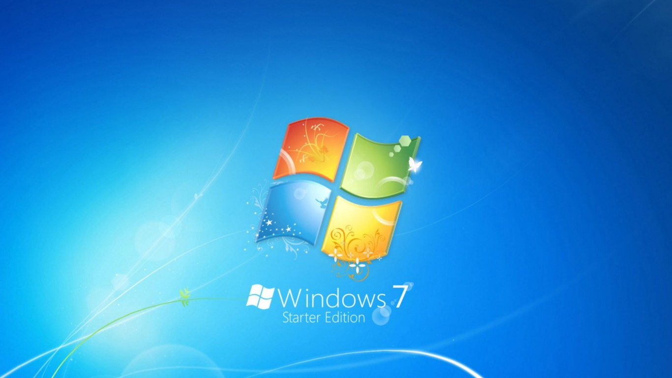 windows 7 starter edition wide wallpaper: desktop hd wallpaper