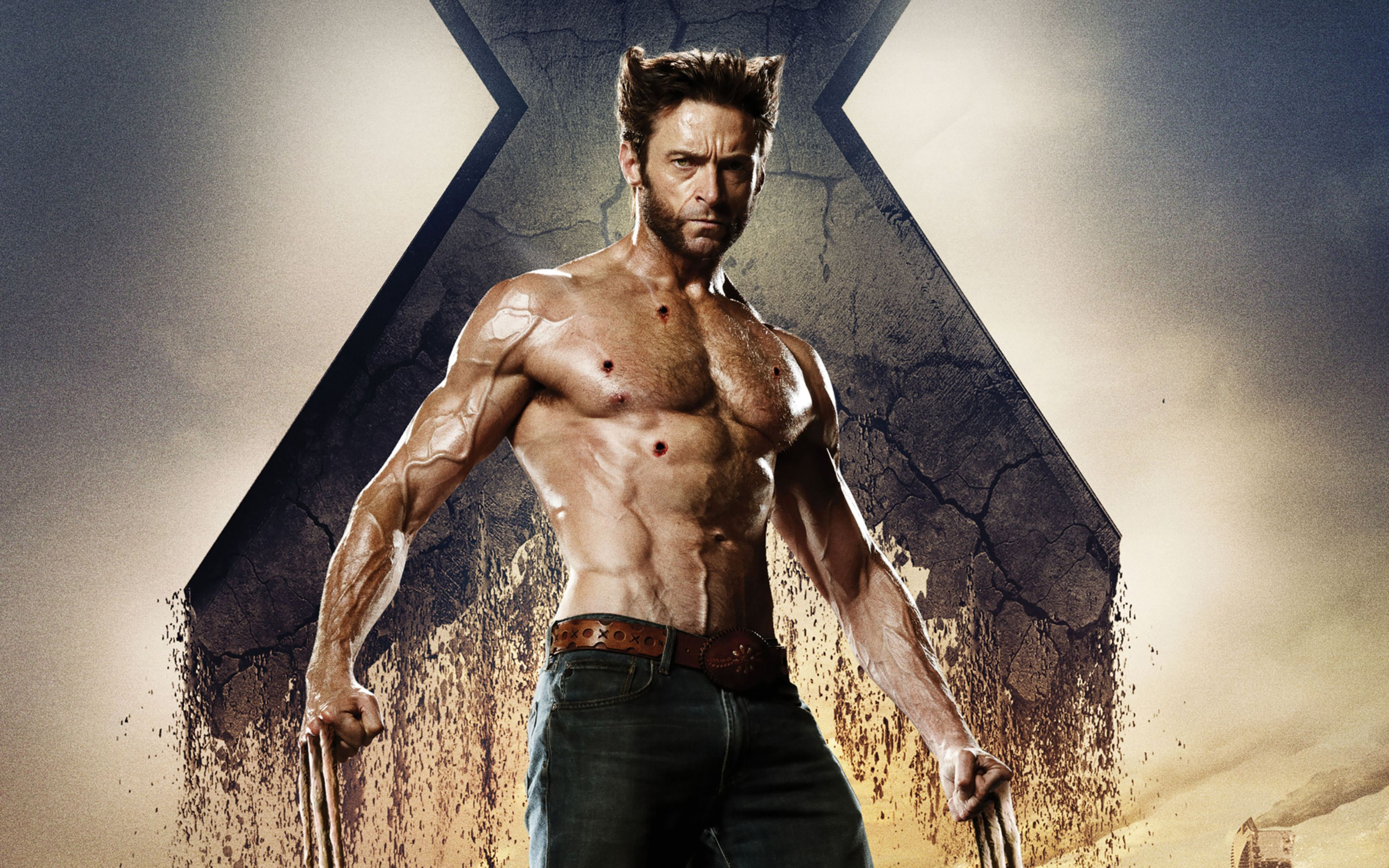 Wolverine In X Men Days Of Future Past Wide Wallpaper