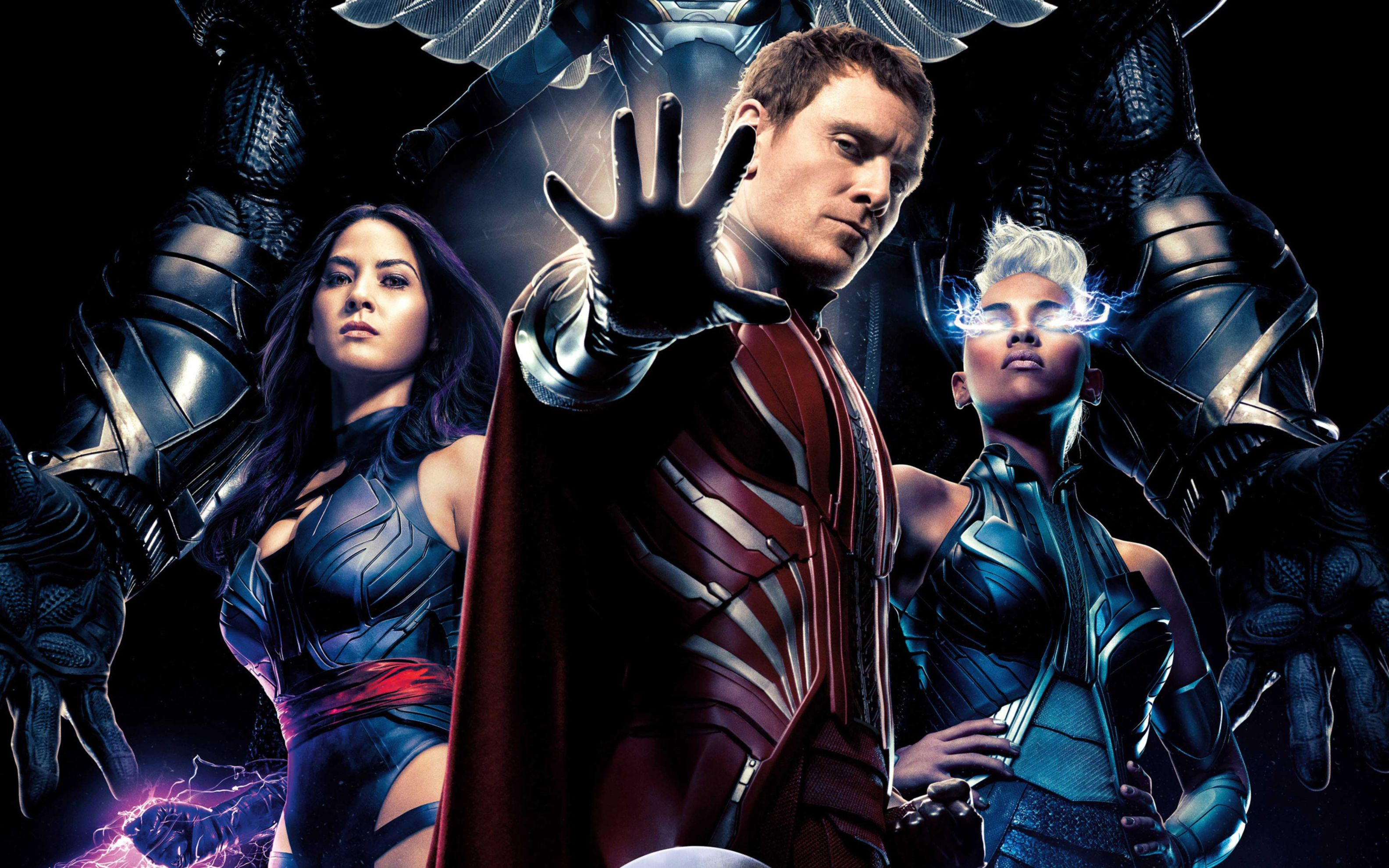 X Men Apocalypse 2016 Wide Wallpaper