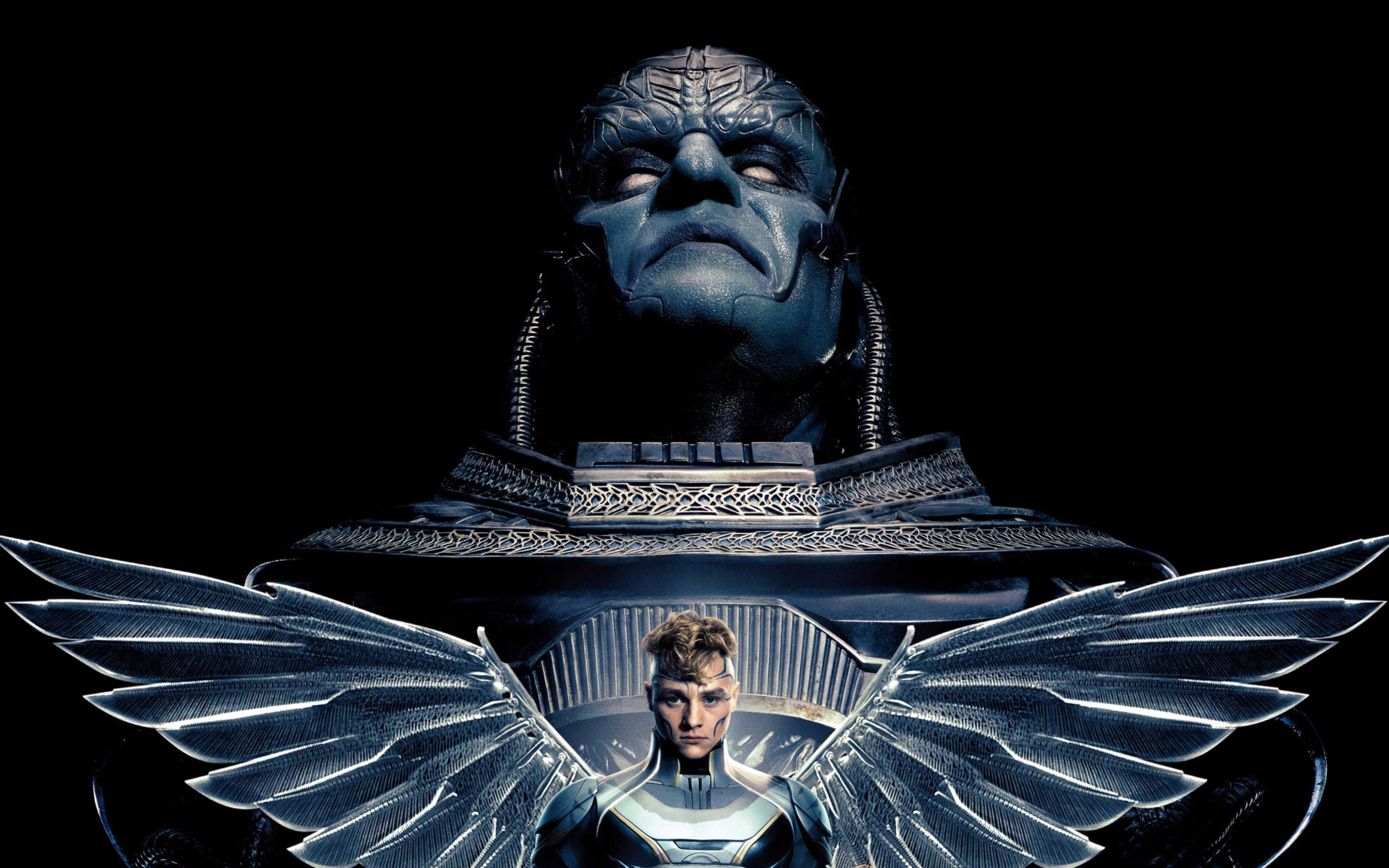 Download free HD X Men Apocalypse Archangel Wide Wallpaper, image