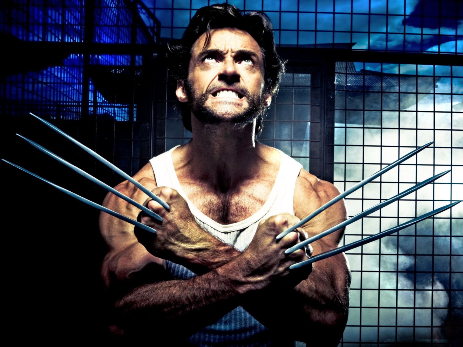 Download free HD Xmen Origins Wolverine 2009 Normal Wallpaper, image