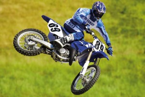 Download Yamaha Motocross Bike Wide Wallpaper Free Wallpaper on dailyhdwallpaper.com