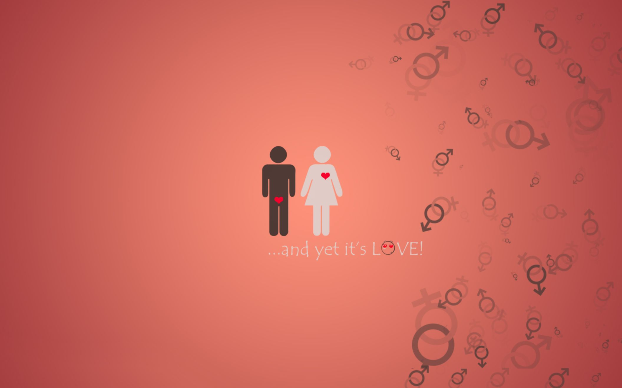 Download free HD Yet Its Love Wide Wallpaper, image
